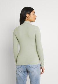EDITED - MANON LONGSLEEVE - Long sleeved top - desert sage green - 2