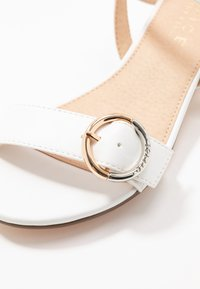 Office Wide Fit - MARYLOU - Sandals - white - 2