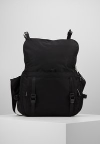 Indispensable - SHOULDERBAG FLIP - Laptoptas - black - 6