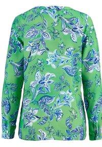 Alba Moda - Blouse - grün/blau - 6