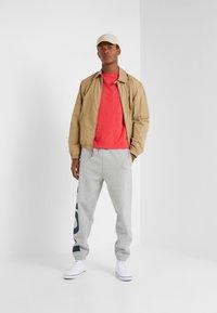 Polo Ralph Lauren - SHORT SLEEVE - T-shirt basique - rosette heather - 1