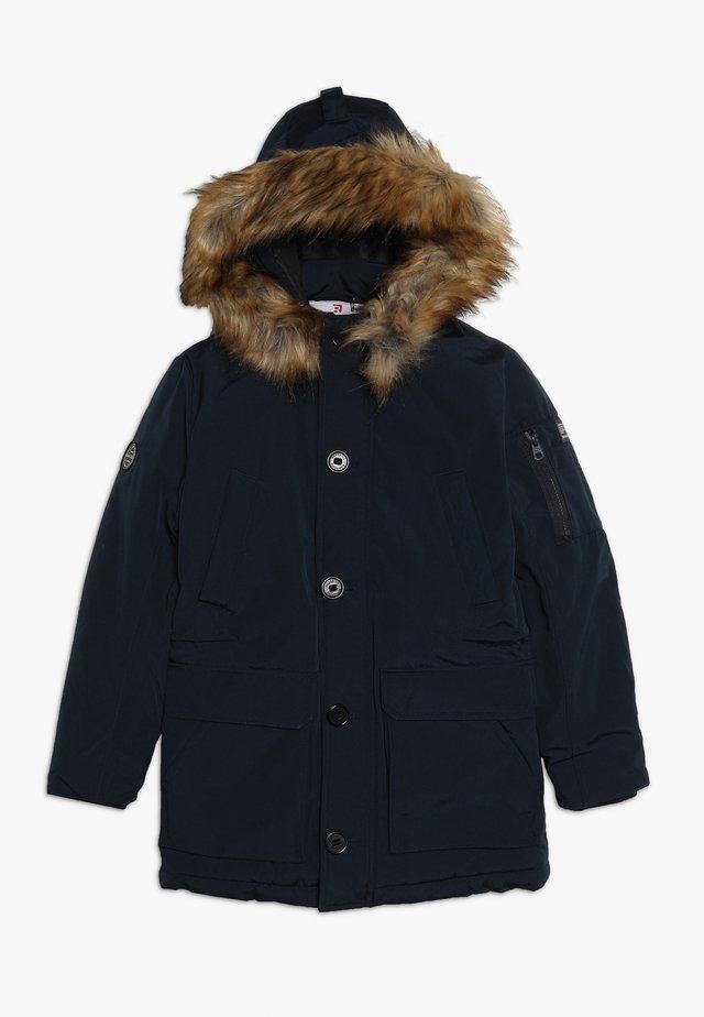 KENBURY - Płaszcz zimowy - navy