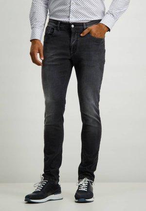 Slim fit jeans - dark anthracite