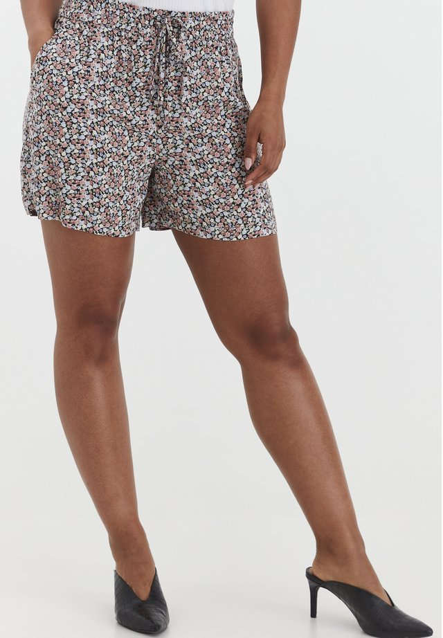 BYMMJOELLA  - Shorts - rose tan mix