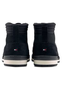 Tommy Hilfiger - OUTDOOR CORPORATE - Lace-up ankle boots - schwarz - 3