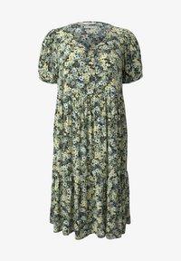 MY TRUE ME TOM TAILOR - Maxi dress - multicolor - 4
