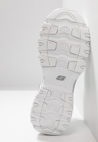 Skechers Sport - D'LITES - Trainers - white/silver - 6