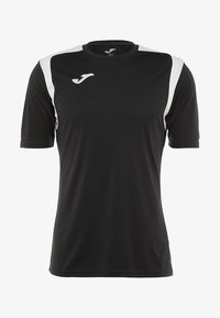 Joma - CHAMPION - T-shirt imprimé - black/white - 3