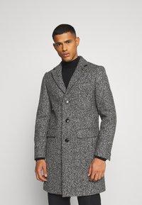 Burton Menswear London - Mantel - mid grey - 0