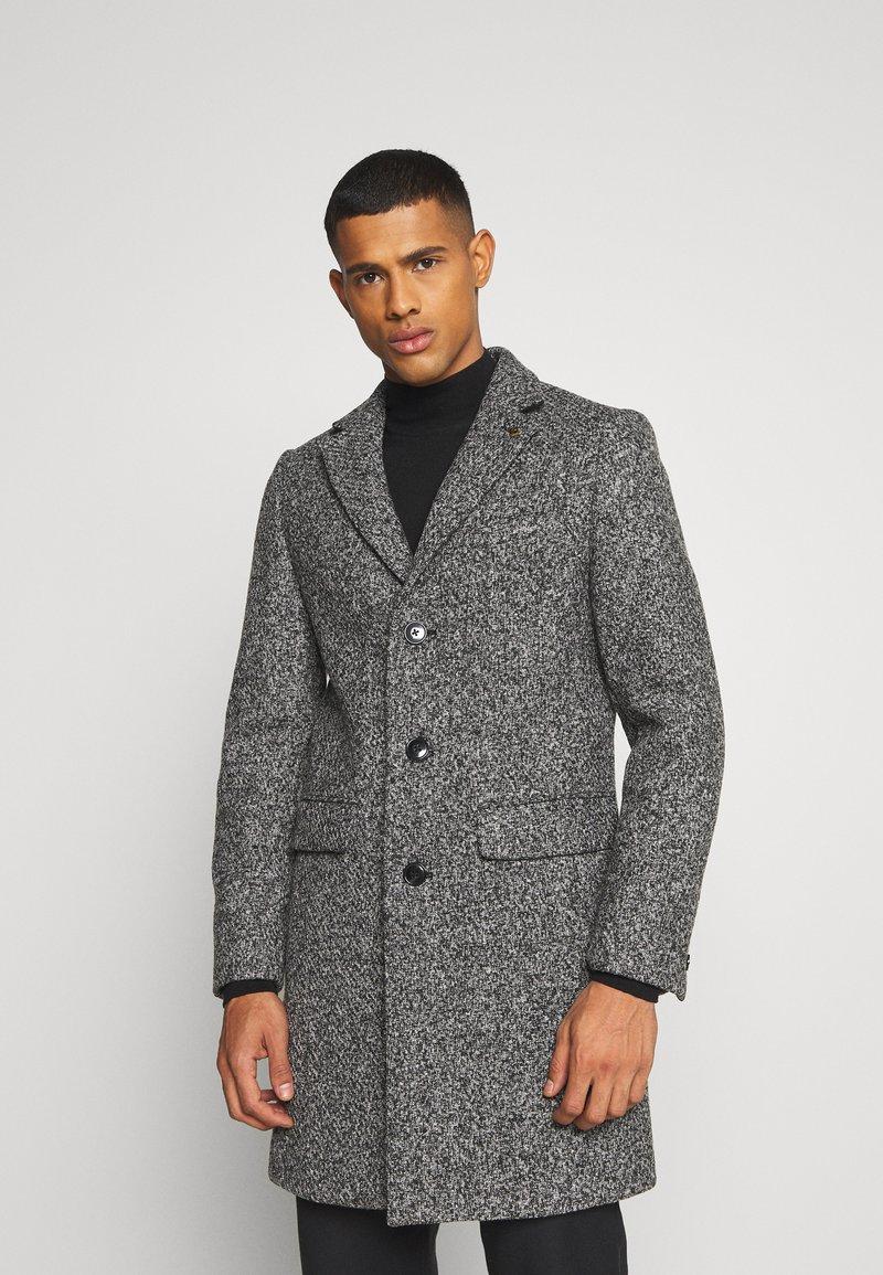 Burton Menswear London - Mantel - mid grey