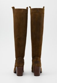 Shabbies Amsterdam - Platform boots - brown - 3