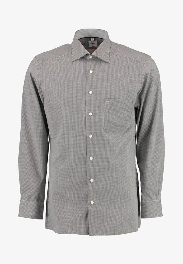 OLYMP LUXOR - Formal shirt - anthracite