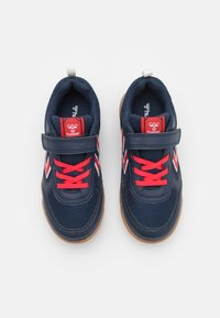 Hummel - AEROTEAM 2.0 JR VC UNISEX - Sports shoes - black iris - 3