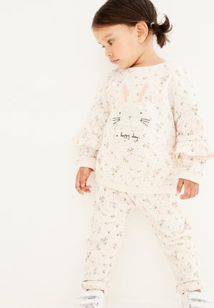 CO-ORD SET - Tracksuit - off-white