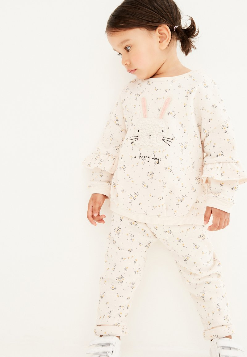 Next - CO-ORD SET - Tracksuit - off-white