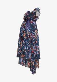 MAMALICIOUS - MLJASMINE DRESS - Denní šaty - medieval blue - 5