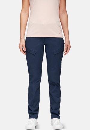ZINAL  - Pantaloni outdoor - peacoat