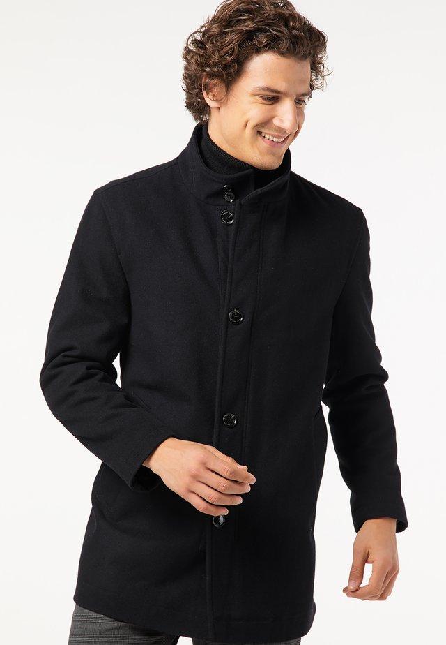 VOYAGE - Short coat - schwarz