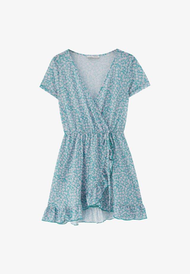 MIT PRINT - Sukienka letnia - green