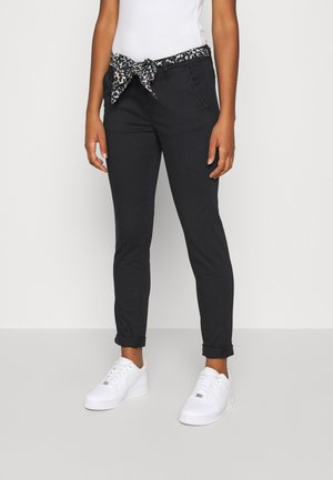 LIDY - Trousers - black