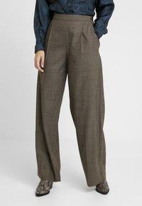 Soeur - GONTRAN - Pantalon classique - beige chine - 0
