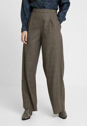 GONTRAN - Spodnie materiałowe - beige chine