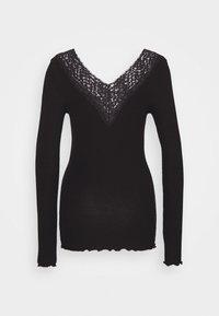 PCSIRI  - Long sleeved top - black