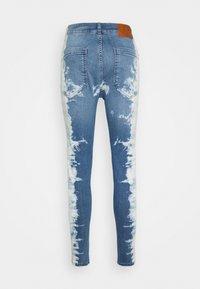 SIKSILK - DIP DYE - Slim fit jeans - midstone - 5
