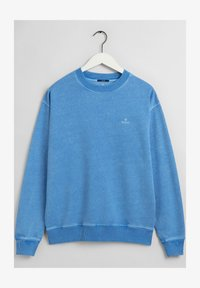 GANT - Sweatshirt - pacific blue - 1