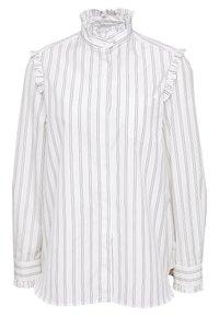 WEEKEND MaxMara - BRONZO - Button-down blouse - weiss - 5