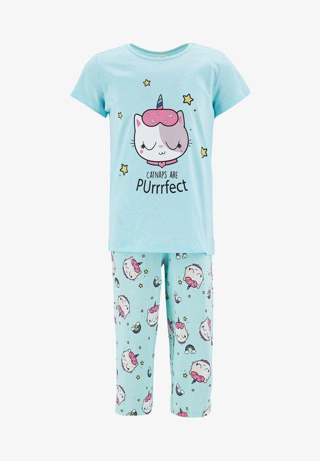 Pyjamas - blue
