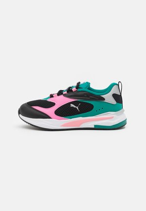 RS-FAST - Sneakers laag - black/sachet pink/parasailing
