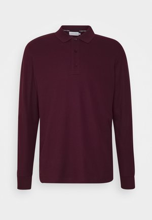 REFINED LONG SLEEVE  - Polo shirt - purple