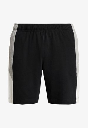 Shortsit - black/grey heather