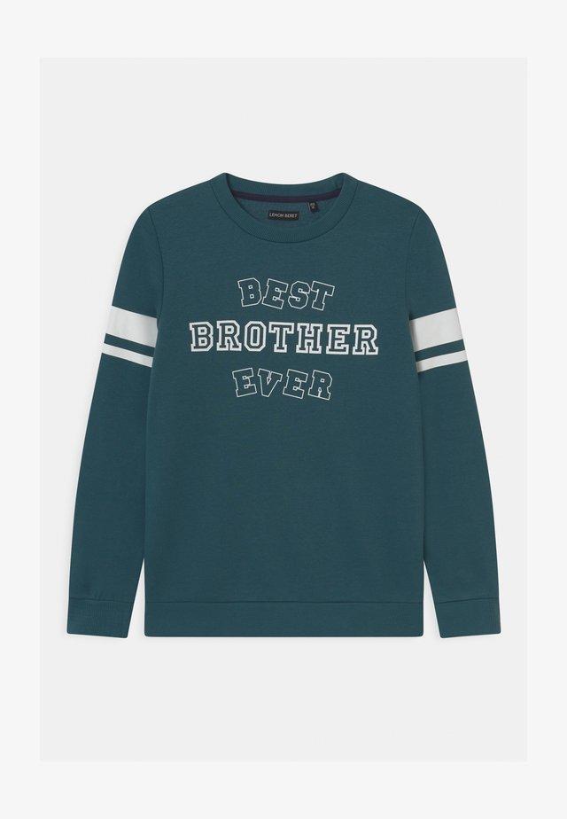 BOYS  - Sweatshirt - mediterranean