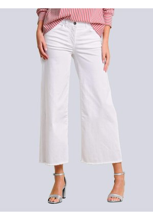 Flared Jeans - off-white