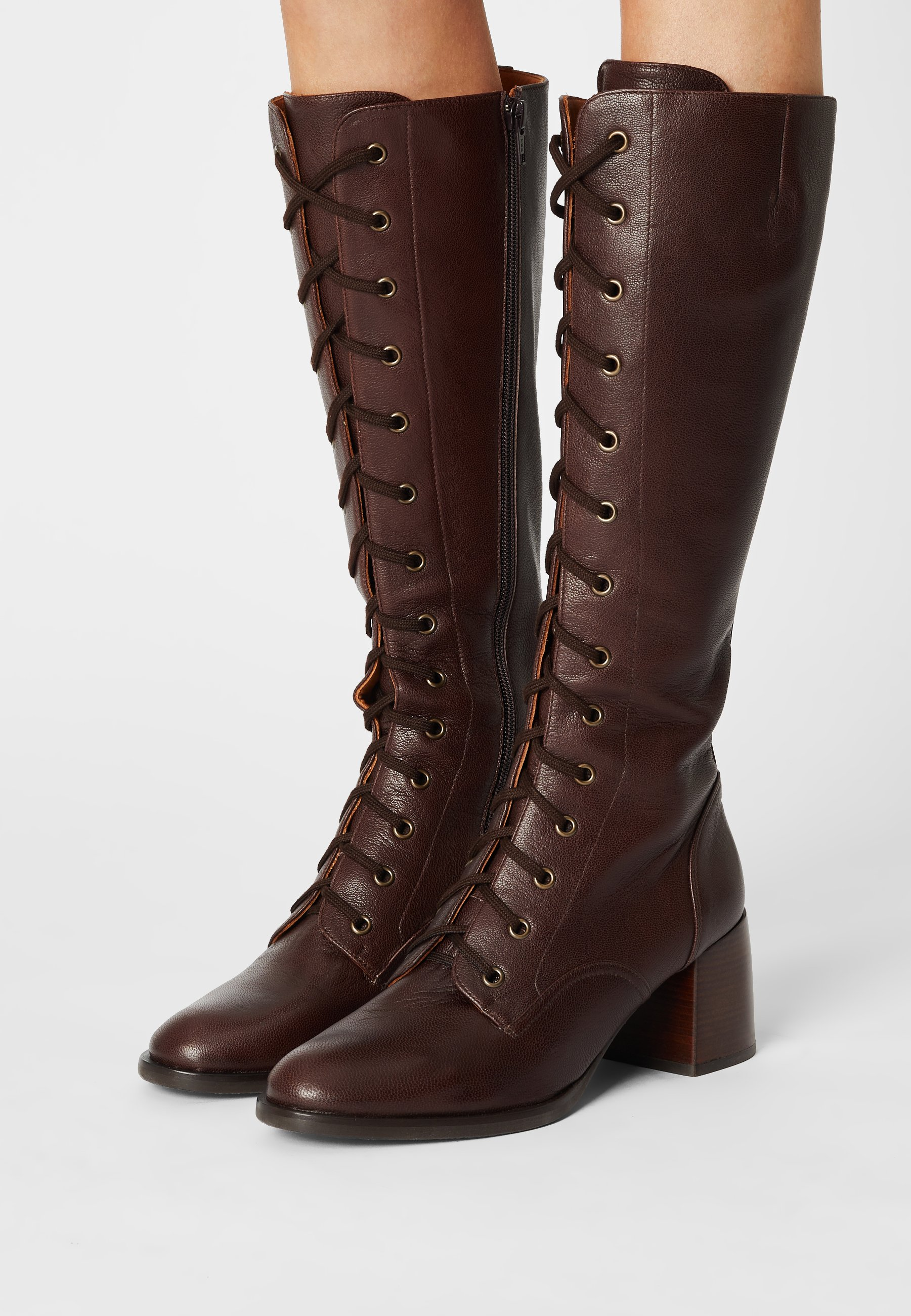 Women ODEL - Lace-up boots