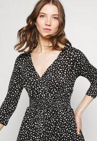 ONLY - ONLPELLA DRESS - Jersey dress - black - 3