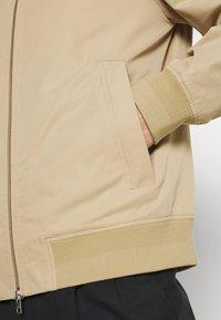 GANT - HAMPSHIRE  - Summer jacket - tan - 4