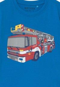 Blue Seven - SMALL BOYS - Print T-shirt - cyan - 2