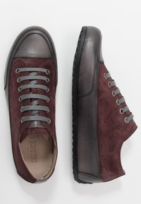 Candice Cooper - ROCK - Sneakers basse - evo mulberry/base antracite - 3