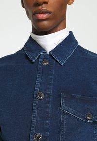 Selected Homme - SLHHARRY - Denim jacket - dark blue denim - 5