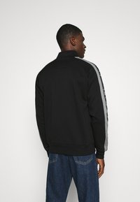 G-Star - STRIPE JACKET - Zip-up hoodie - black - 2