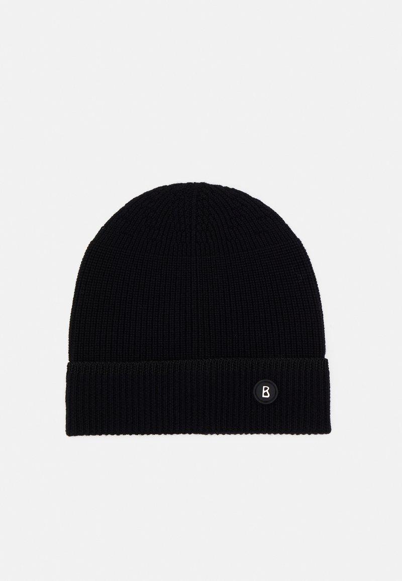 Bogner - PHILIP UNISEX - Beanie - black
