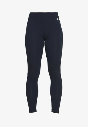 7/8 LEGGINGS - Punčochy - dark blue denim