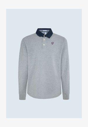 Poloshirts - gris marl