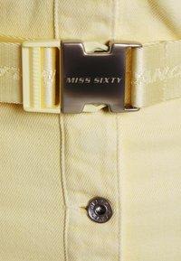 Miss Sixty - Denim dress - yellow - 2