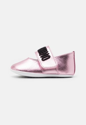 First shoes - light pink