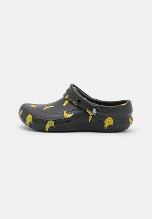 BISTRO GRAPHIC UNISEX - Tresko - black/yellow