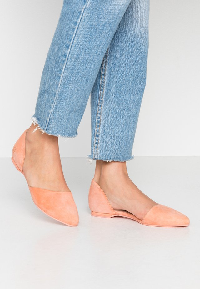 BLONDIE - Ballet pumps - salmon